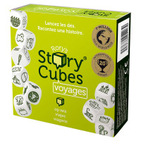 Rory Story Cubes Voyages...