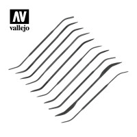 Vallejo Hobby Tools Curved...