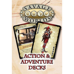 Savage Worlds Action and...