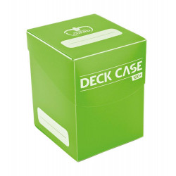 Deck Case 100 Cartas Verde...