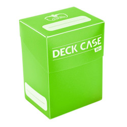Deck Case 80 Cartas Verde...