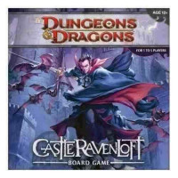 D&D Castle Ravenloft