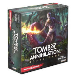 D&D Tomb of Annihilation
