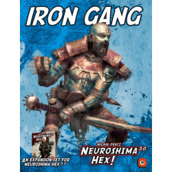 Neuroshima Hex Iron Gang...