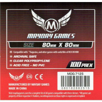 Mayday Micas 80x80mm Pack 100