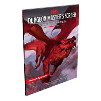 D&D Dungeon Master's Screen...