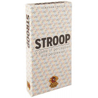 Stroop A Game Of Perception...