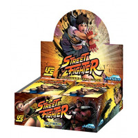 Street Fighter CCG Booster...