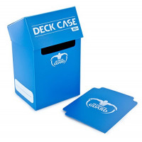 Deck Case 80 Cartas Azul Real