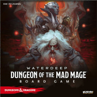 D&D Waterdeep Dungeon of...
