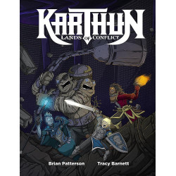 Karthun Lands of Conflict...