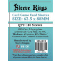 Sleeve Kings Standard 63.5x88mm Pack 110 Micas