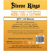 Sleeve Kings 102x127mm Pack...
