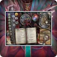 Sorcerer Extra Player Board