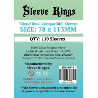 Sleeve Kings 78x113mm Pack...