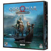 God Of War Juego De Cartas...