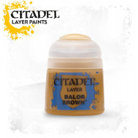 Citadel Balor Brown Layer...