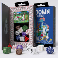 Q Workshop Moomin Dice Set...