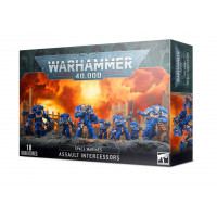Warhammer 40K Space Marines...