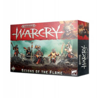 Warcry Scions Of The Flame...