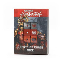 Warcry Agents Of Chaos Dice...