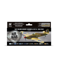 Vallejo Model Air War Set...
